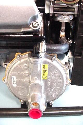 A and C Propane Natural Gas Conversion Kits